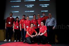 TEDx Canberra Crew (Paul Hagon) Tags: australia canberra australiancapitalterritory ruthellison nathanaelboehm stephencollins michaelhoney darrenmenachemson laurencochrane tedxcanberra gavintapp clareirwin allisondennycollins cheeching