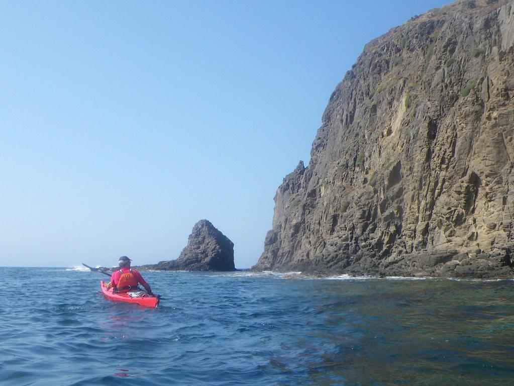 Cabo de Gata en kayak 371