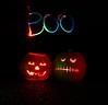 Boo (czd72) Tags: lighting light halloween night dark pumpkin lumix paint glow pumpkins boo paintingwithlight lightgraffiti glowsticks amaze lightart darker lightpaint lightstream colourexplosion intresting intrestingness lx3 ledlightwallpaper