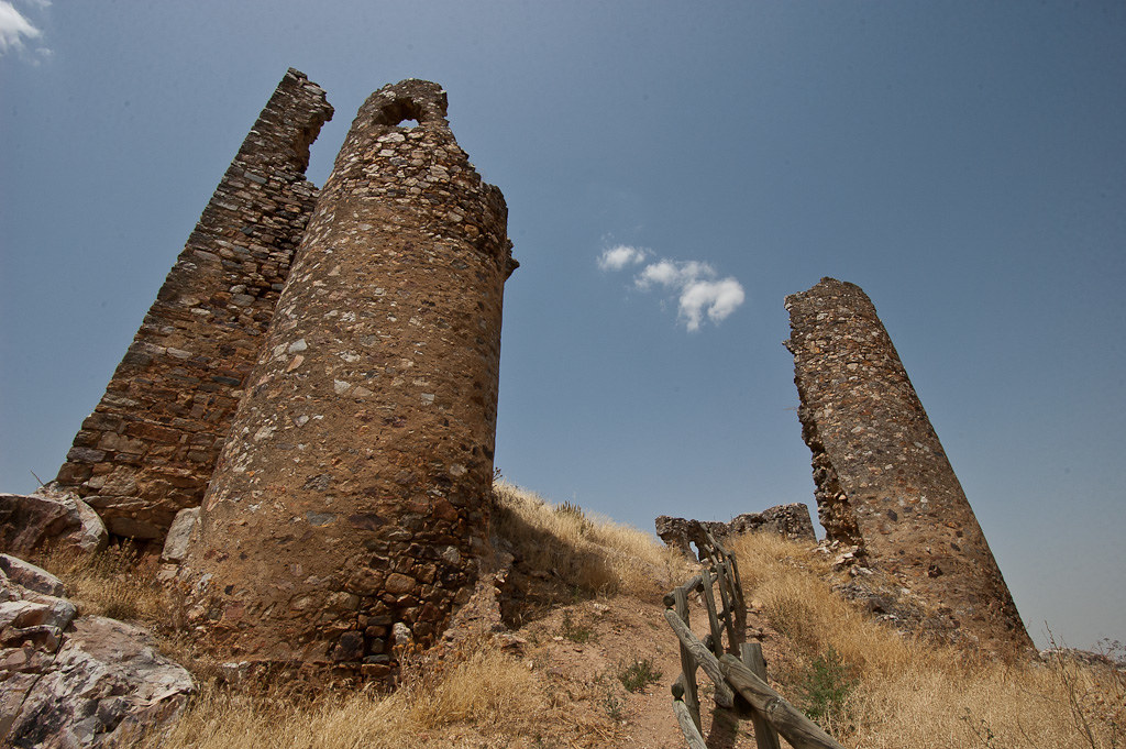 El Castillo de Benquerencia de la Serena