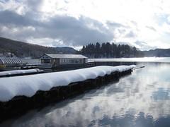 Lake Nojiri, Japan