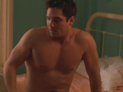 Dean cain shirtless