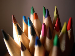 | colors | (arquera) Tags: party colors pencils arquera lpices