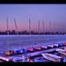 Charles River dawn