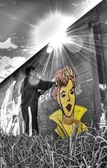 PAINTER2 CROP2 (OXiGENN) Tags: light sky panorama cloud art grass photoshop d50 painting landscape raw grafitti graph 1855 hdr sinlge photomatrix bwsunlightrays