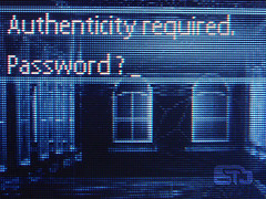 A password key?