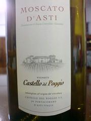 DSC00240 (innumerabilis) Tags: italian wine moscato