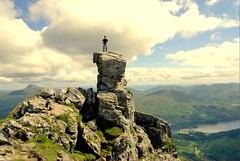 Job done !!king of the mountain (Nicolas Valentin) Tags: me scotland scenery cobbler hillwalking flickrsbest challengeyouwinner mywinners nicolasvalentin anawesomeshot impressedbeauty theunforgetablepictures