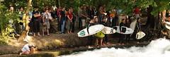 Surf in the English Garten