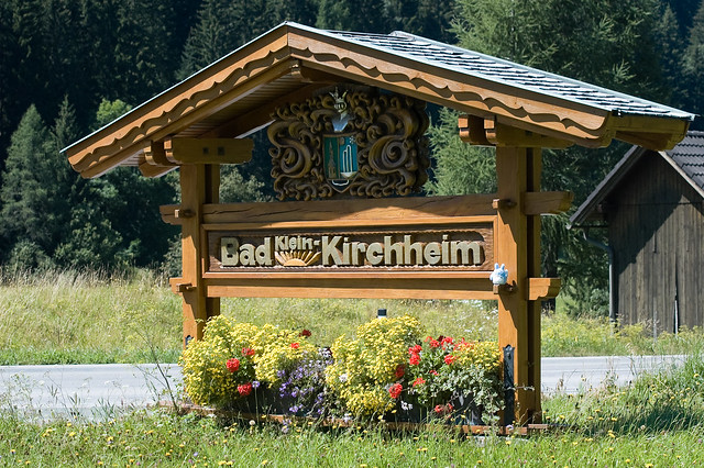 Welcome to Bad Kleinkirchheim #1 - by Flickr/medioman