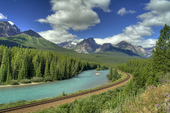 The road to the heaven (Igor Bespamyatnov) Tags: fab canada nature landscape best alberta banff soe banffnationalpark scenichighway naturesfinest supershot flickrsbest abigfave anawesomeshot colorphotoaward impressedbeauty aplusphoto superbmasterpiece diamondclassphotographer ysplix excellentphotographerawards flickrslegend canadascenichighwaybanffnationalparkalberta