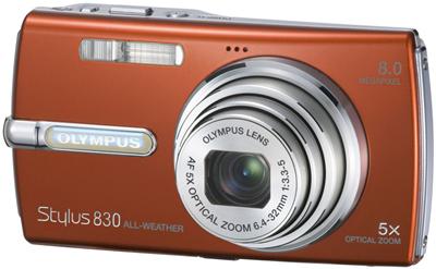 olympus mju 830 kamera