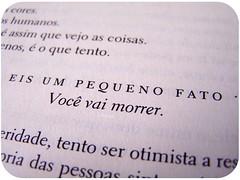 Fato (louyse) Tags: book livro letras palavras ameninaqueroubavalivros