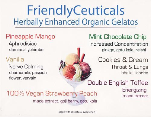 Enhanced Gelato at Farmacy