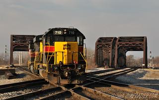 Iowa Interstate 710