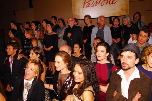 Festa de Passione por Rede Globo.