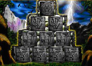 free Inca Gold bonus game