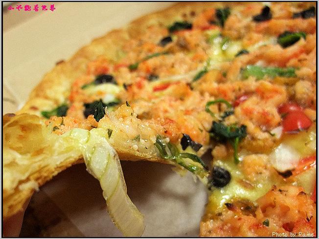 達美樂主廚龍蝦PIZZA