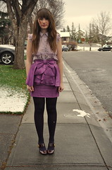 ~October 19~ (whatswithamy) Tags: canada calgary fashion style skirt alberta whatiwore