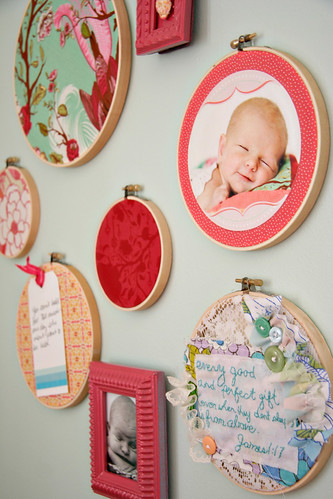 Sweet P's Nursery - Circles Detail