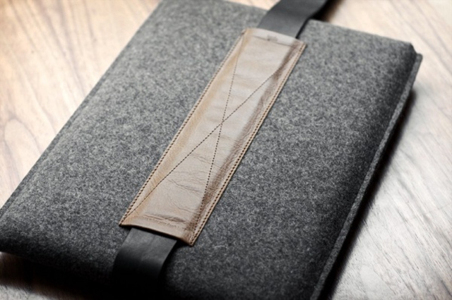 Hard Graft Macbook sleeve 03