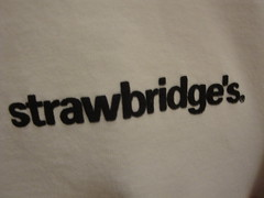 Strawbridge's Department Store T-Shirts at Macy's (Joe Architect) Tags: 2010 travel newyork ny nyc manhattan macys tshirt oddity departmentstore newyork102310 maycompany may themaydepartmentstoresco starwbridgeandclothier strawbridges hechts thehechtco philadelphia strawbridgeandclothier