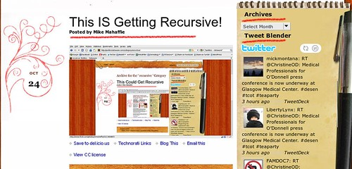 recursive 3