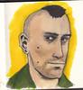 You lookin' at me? (Jim_V) Tags: portrait doodle travisbickle