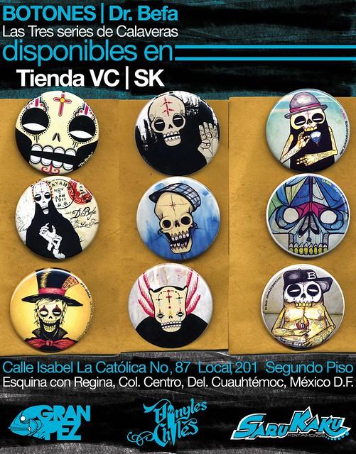 Botones | Tienda VC | SK