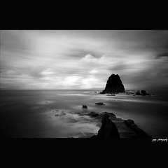 the lost world (yoga - photowork) Tags: morning sky bw panorama canon indonesia lens landscape ir photography angle wide wideangle v3 infrared 1022mm digitalinfrared landscapephotography infraredphotography inspiredbylove efs1022mmf3545usm rockpaper trasognoerealt 400d beautifulindonesia visitindonesia
