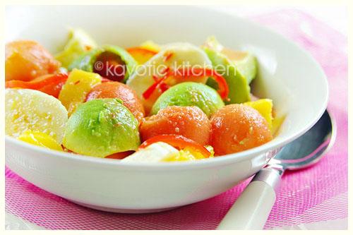 Peppadew Salad