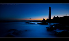 In search of sunrise (scott masterton) Tags: light lighthouse sunrise scott coast scotland long exposure pentax angus east coastal montrose ness fascinating masterton gloaming sigma1020mm nd400 scurdie ndx400 k200d coastuk
