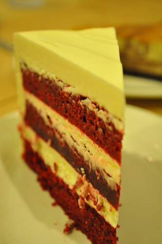 food for thought red velvet