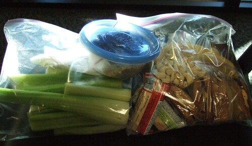 Full lunchbox minus nut butters