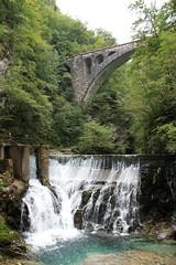 Vintgar Gorge (shawteyluv) Tags: water river waterfall clear slovenia bled gorge folyo vintgar blejski szurdok vizeses