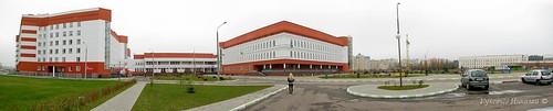 Минская областная детская клиническая больница в Боровлянах