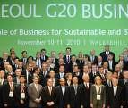 G20 leiders in Seoel