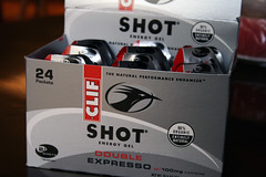 Clif Shot - Double Expresso