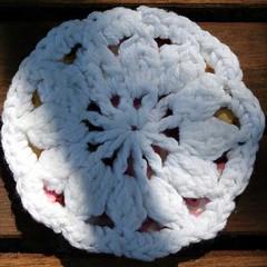 Crochet Coaster #1