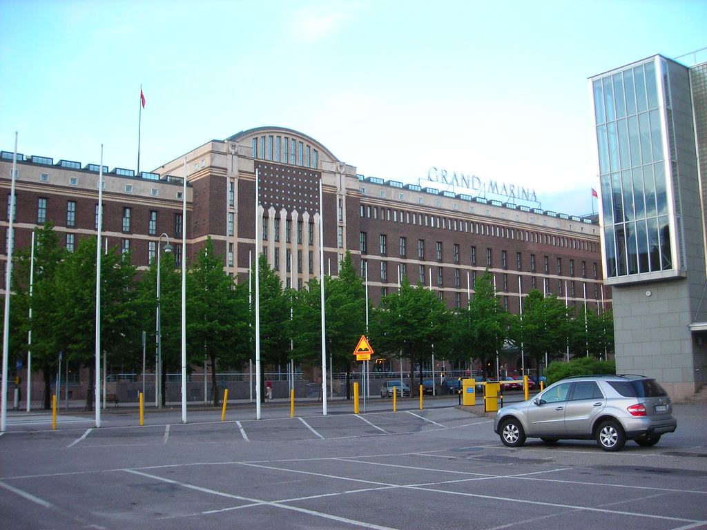 Hôtel Grand Marina
