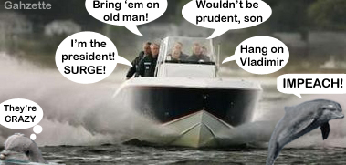 Hang On Vladimir