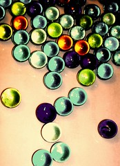 Enriched Marbles (EXPLORED) (~Haani~) Tags: macro colors marbles haani colorphotoaward diamondclassphotographer flickrdiamond