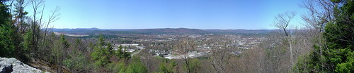 Panorama overlooking Keene