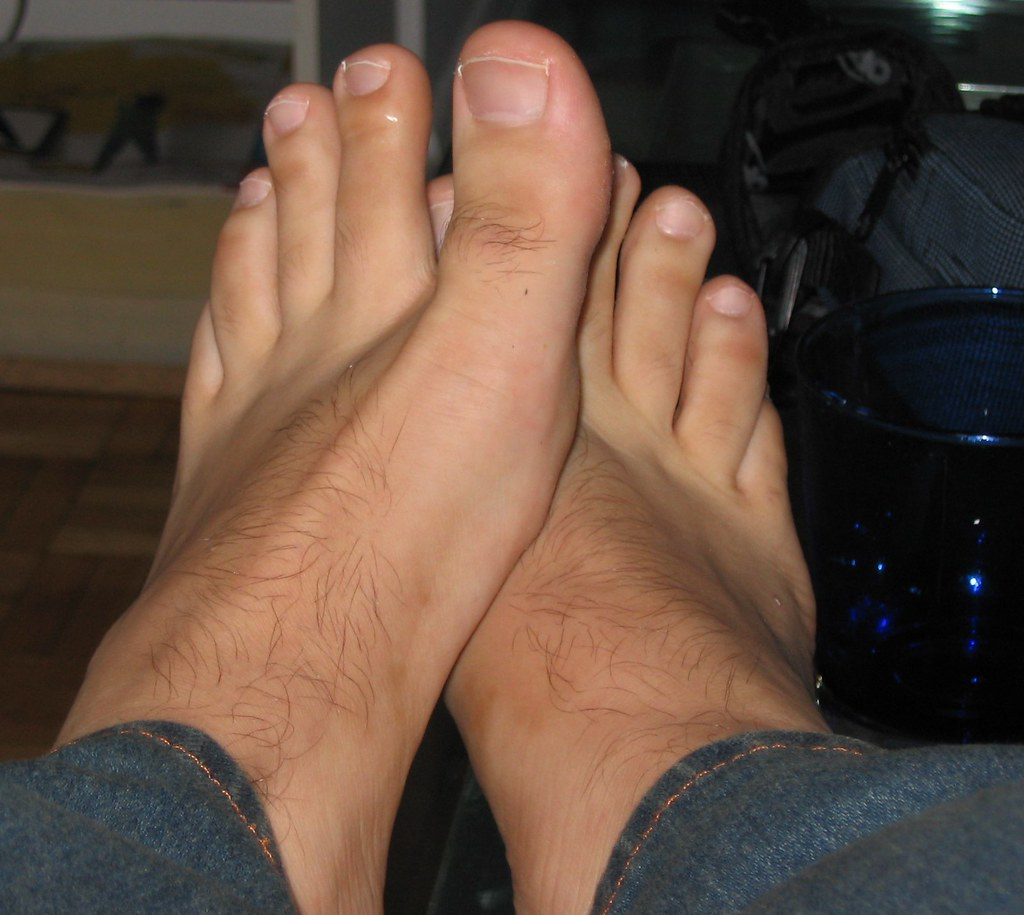 fetish men foot