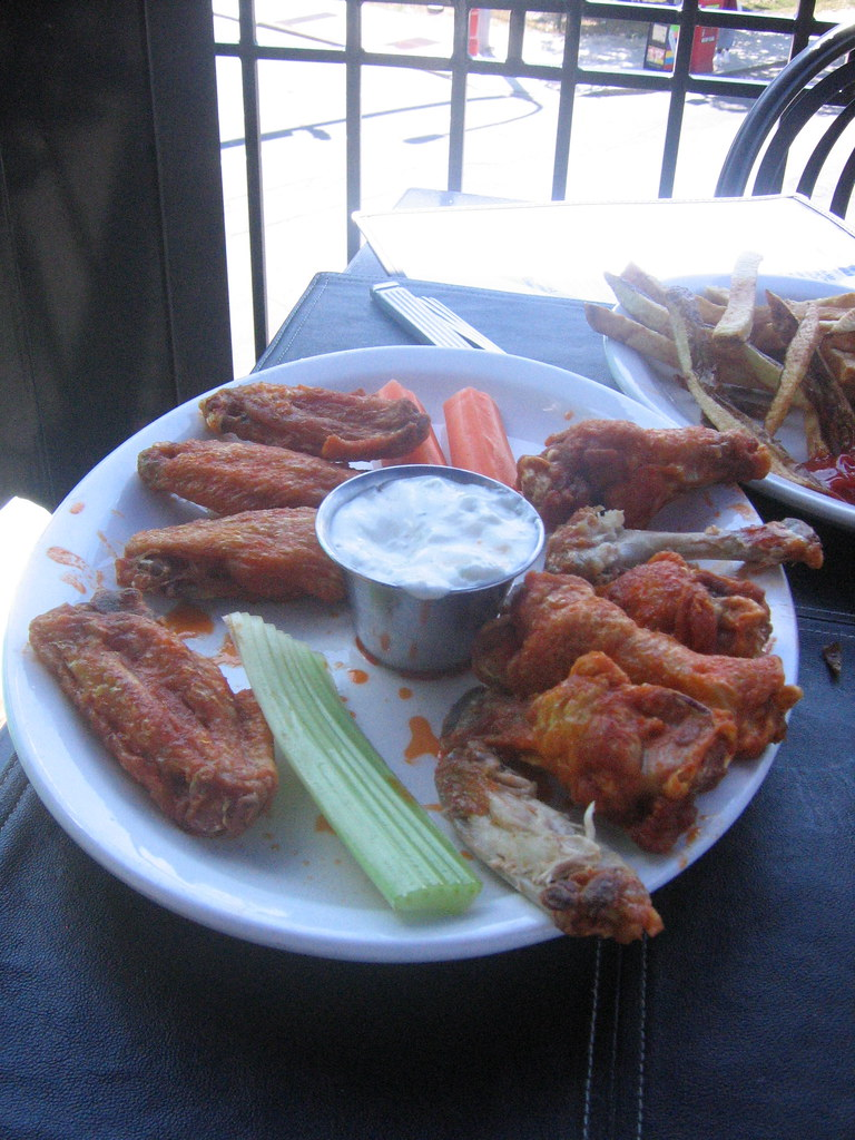 Buffalo Wings in Buffalo!