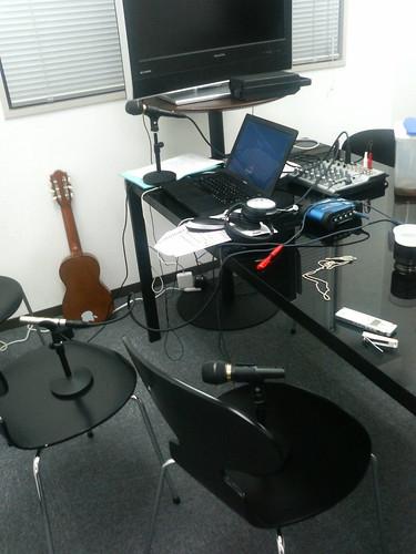 電脳空間スタジオ