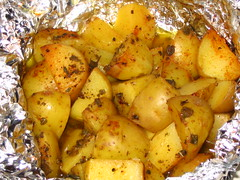 leftover potatoes by sweet mustache (via Flickr)