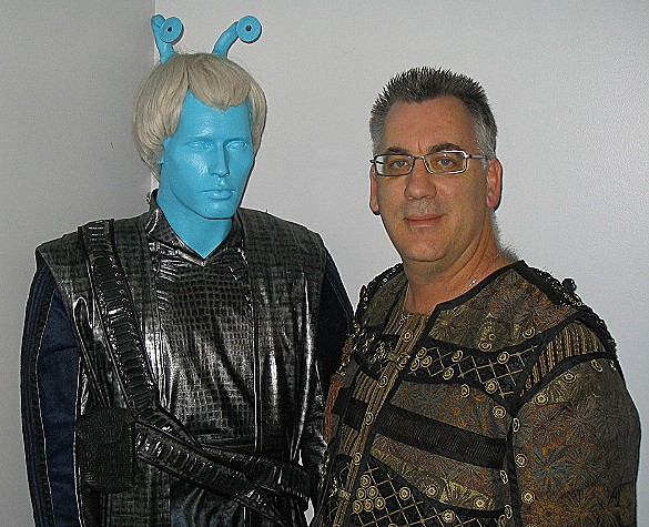 Andorian plus Tellarite jacket