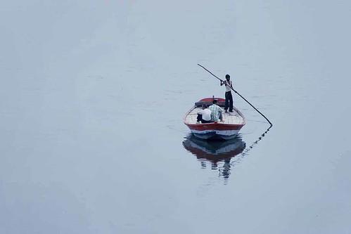 Agra: River Jamuna