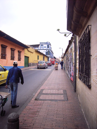 Calles de Bogotá Foto 2